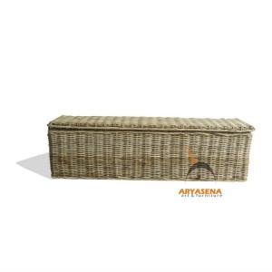 AL BS 10 Gympie Square Basket Long 160x40x45