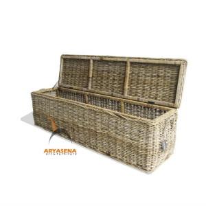 AL BS 10 Gympie Square Basket Long 160x40x45 open