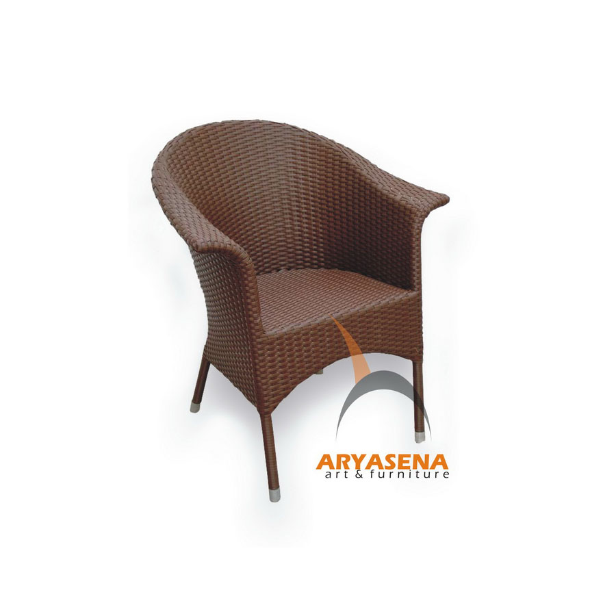 Dining chair synthetic outdoor furniture Synthetic wood patio furniture