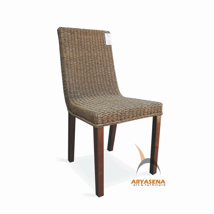 kt 07 elegant chair seagrass