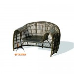 Synthetic Rattan Sofas