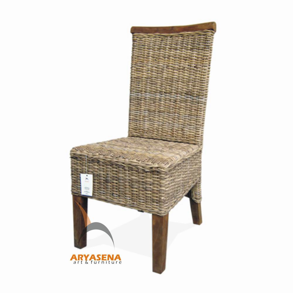 MUL 02 – Rattan Dining Chair