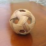 RB 02 - Rattan Ball 7 cm