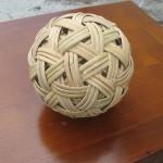 RB 06 - Rattan Ball 13,5 cm