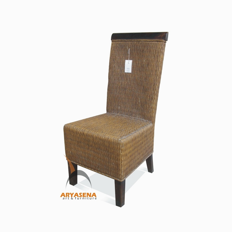 code skr 11 name dining chair rattan material nature rattan ...