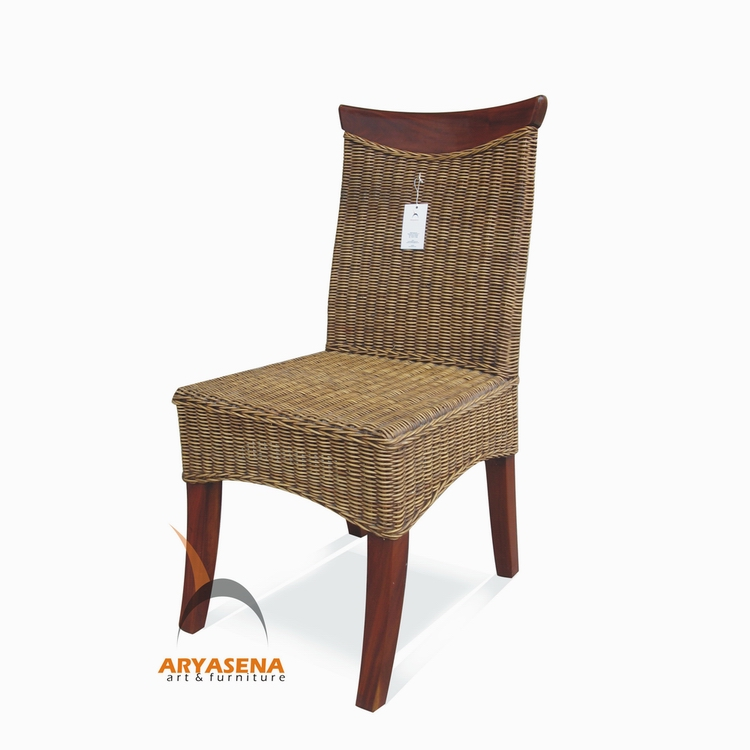 skr 12 dining chair rattan