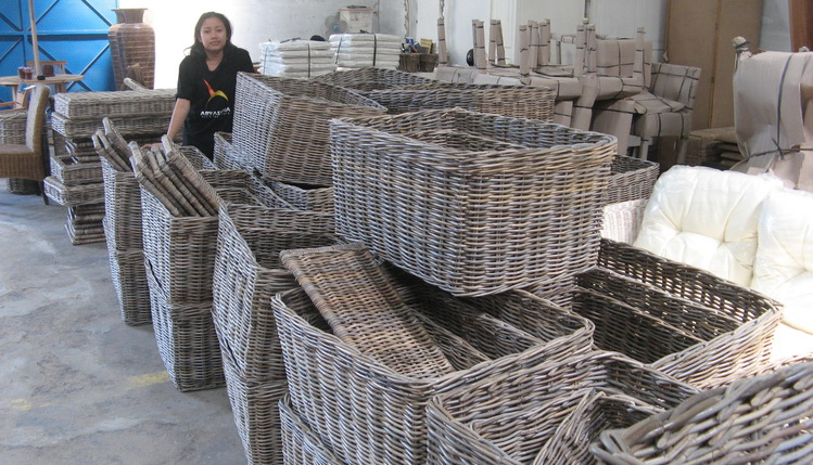 Indonesia Dominates Rattan Furniture Market In Hungary