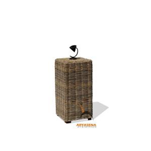 KBS 01E Hawai Lamp Stand - Kubu Grey