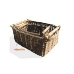 KH BS 06 - Mackay Basket Set 2 with Handle