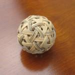 RB 01 - Rattan Ball 5 cm