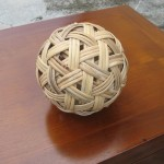 RB 04 - Rattan Ball A 13 cm