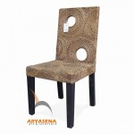 SKR 01 – Banana Dining Chair with 2 Hole