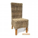 TN CH 02 - Kubu Grey Dining Chair