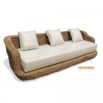 TN CH 6 3S - Sofa 3 Seater Banana Leaf